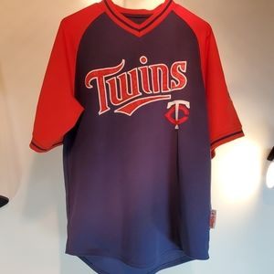 Stitches vintage Twins Jersey Med